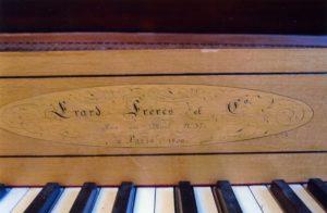 Érard Frères et Co. 1800 - Eric Feller Collection