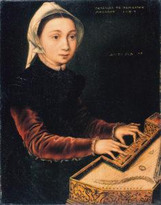 Catharina van Hemesser 1548 - Wallraf-Richartz Museum Köln