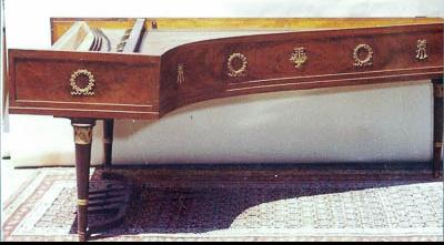 Fortepiano Erard 1802 - Eric Feller Collection