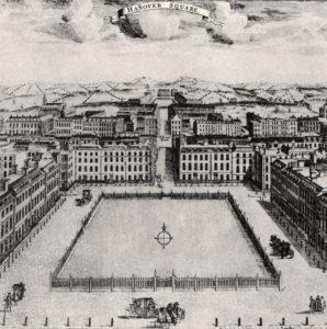 Hanover Square c. 1790