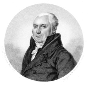 Jean-Jérôme Imbault - Engraving, 1812, after Antoine-Paul Vincent - Eric Feller Collection
