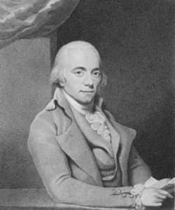 Muzio Clementi (1752 - 1832) by Thomas Hardy in 1794 - Eric Feller Collection