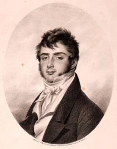Pierre Érard - Portait um 1820 - Eric Feller Collection