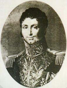 Pierre Watier, Comte de Saint-Alphonse (1770 - 1846)