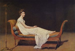 Portrait of Madame Julie Récamier (1800) by Jacques-Louis David (1748 - 1825) - Musée du Louvre Paris.jpg