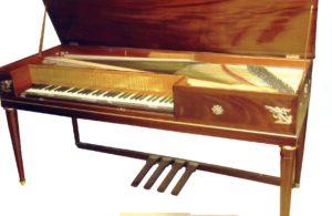 Square Piano Érard Frères 1804/5 - Eric Feller Collection